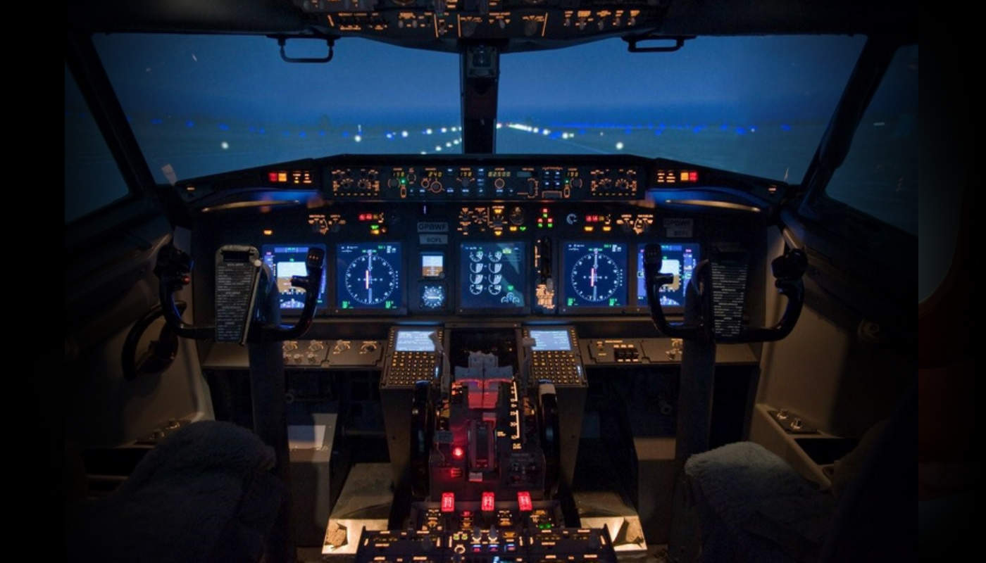 simulation systems for aviation industry