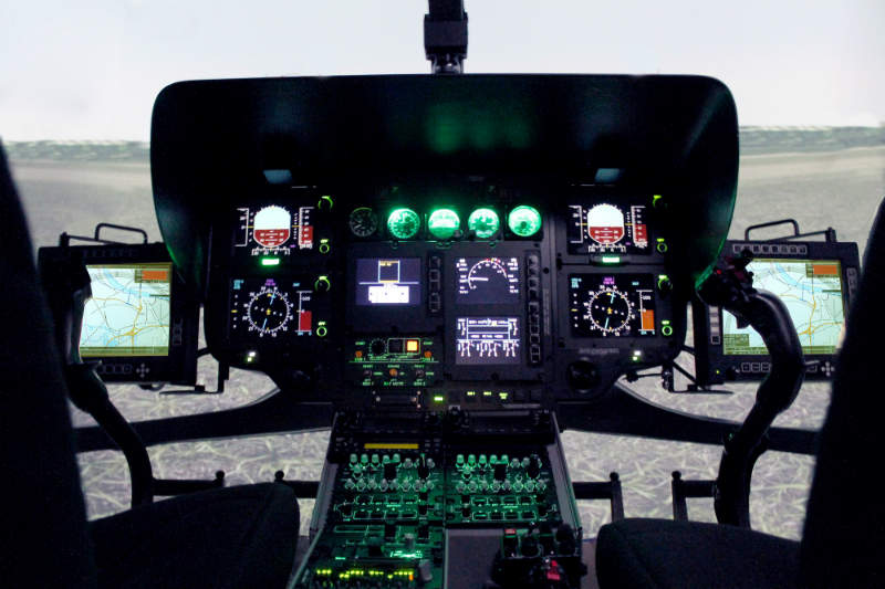 rotorcraft training solutions