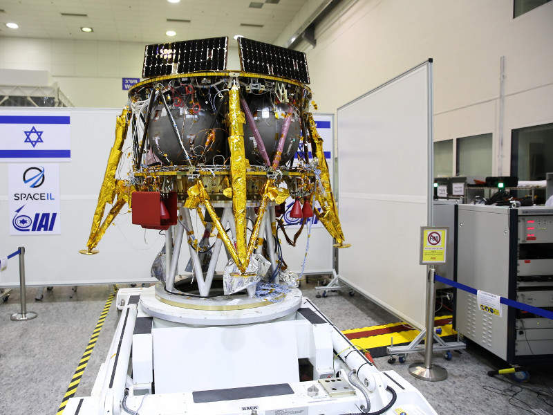 SpaceIL Spacecraft