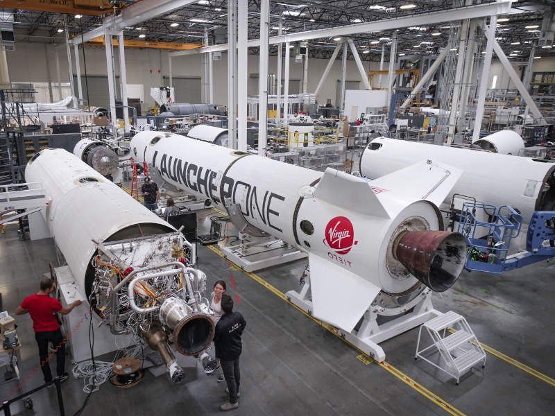 Virgin Orbit plans to schedule the first launch of LauncherOne in early-2019. Credit: Virgin Orbit.