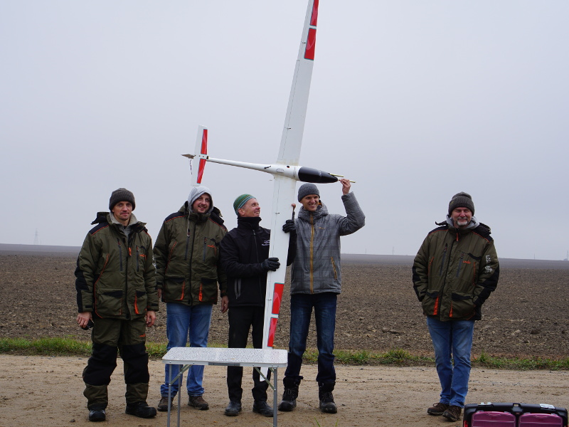 The maximum take-off weight of the UAV is 4.5kg. Credit: UAVOS.