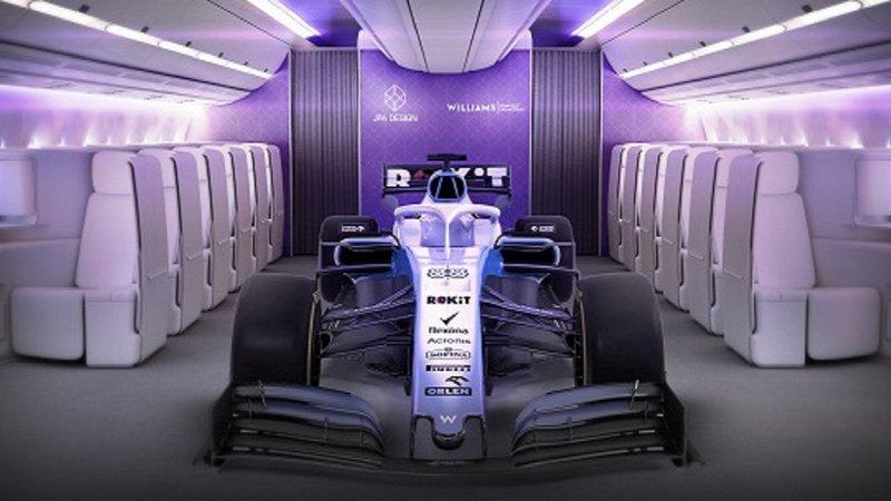 Williams aircraft cabin design