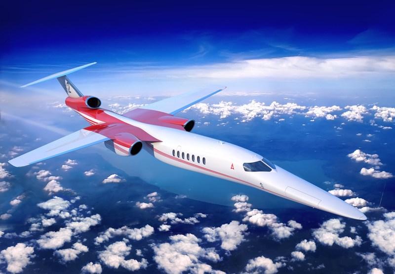 Spirit AeroSystems, Aerion