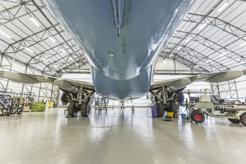 specialist programmes aerospace buildings