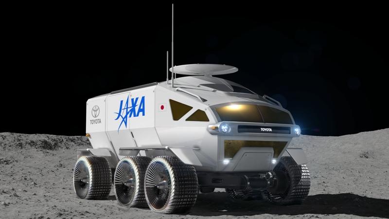 JAXA, Toyota lunar rover