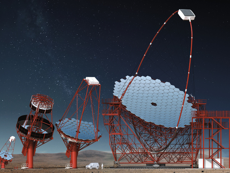 Cherenkov Telescope Array (CTA) Project
