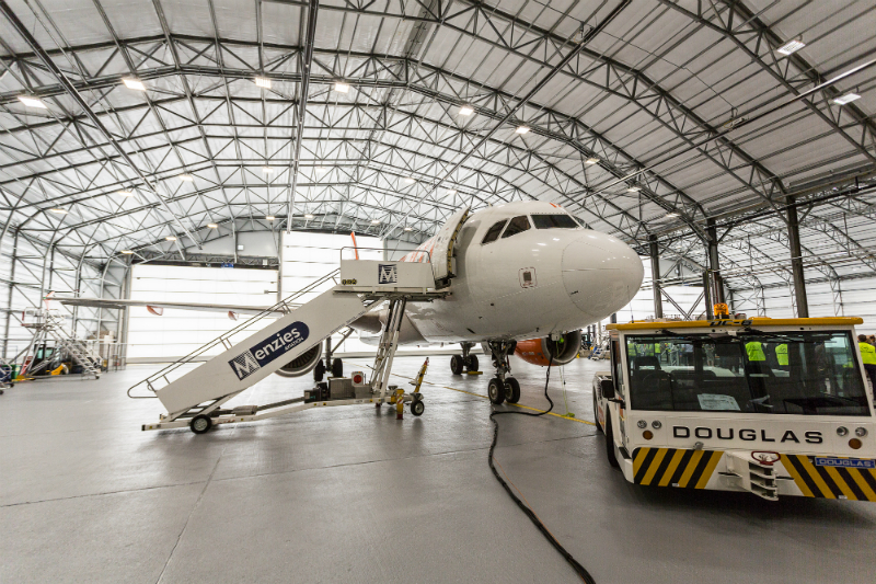 mro hangar solutions