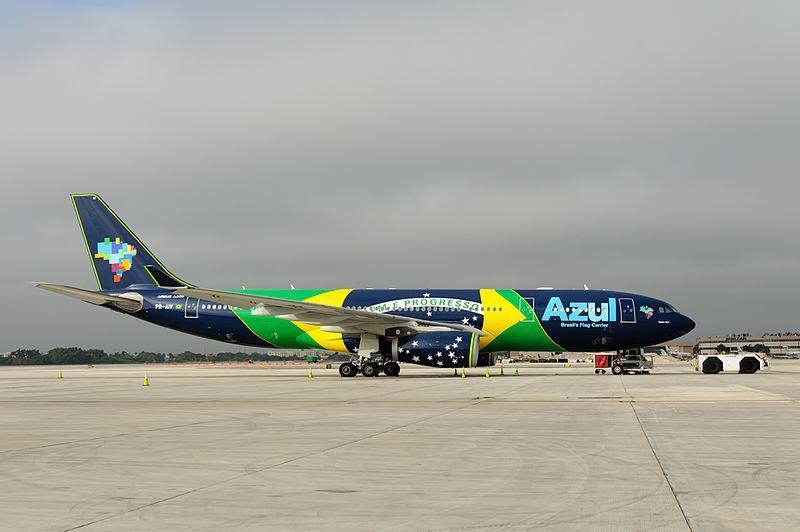 Azul Avianca Brasil
