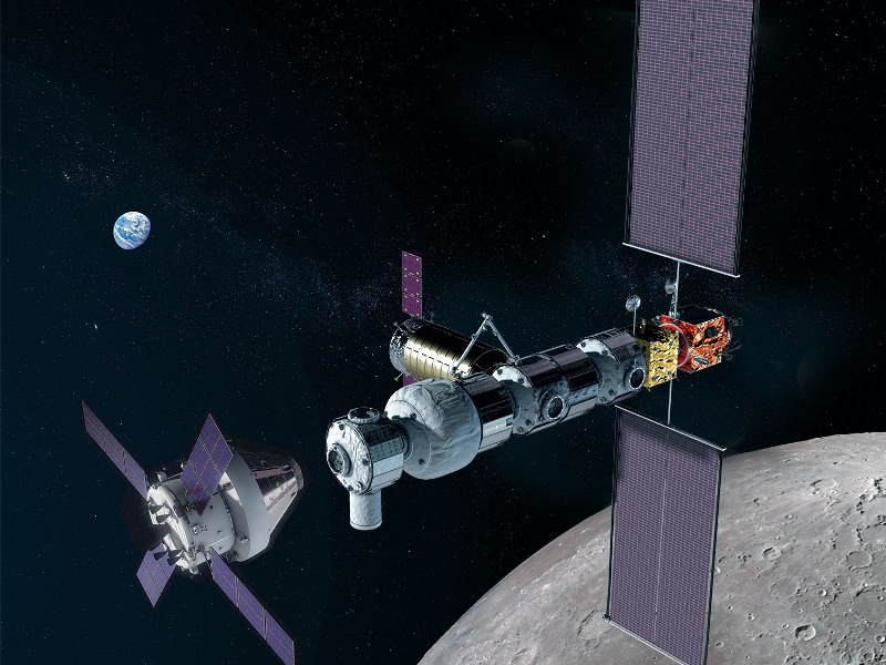 Lunar Gateway project