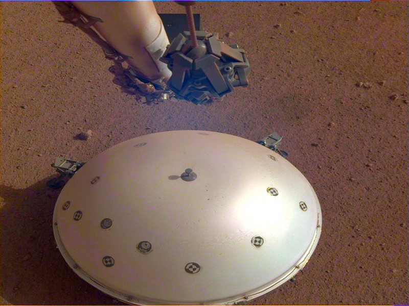 Nasa's Mars InSight lander