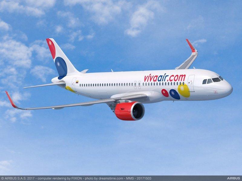 A320 Viva Air