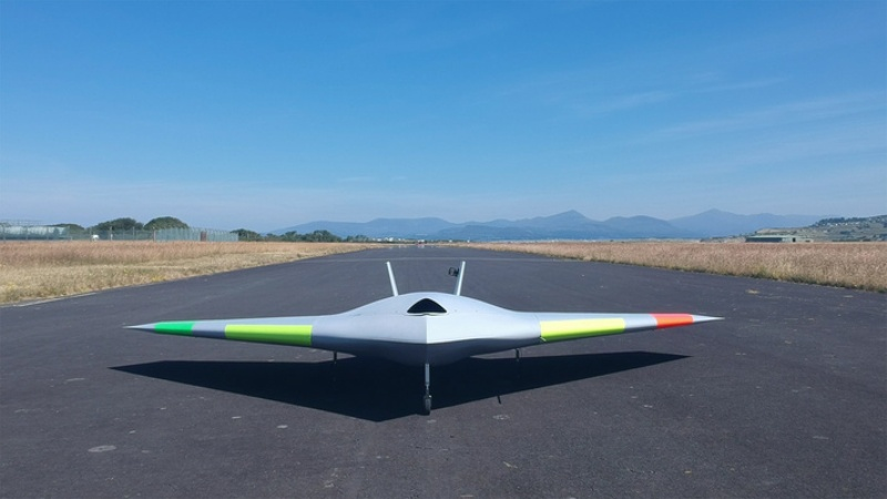 Magma blown-air flight BAE Systems