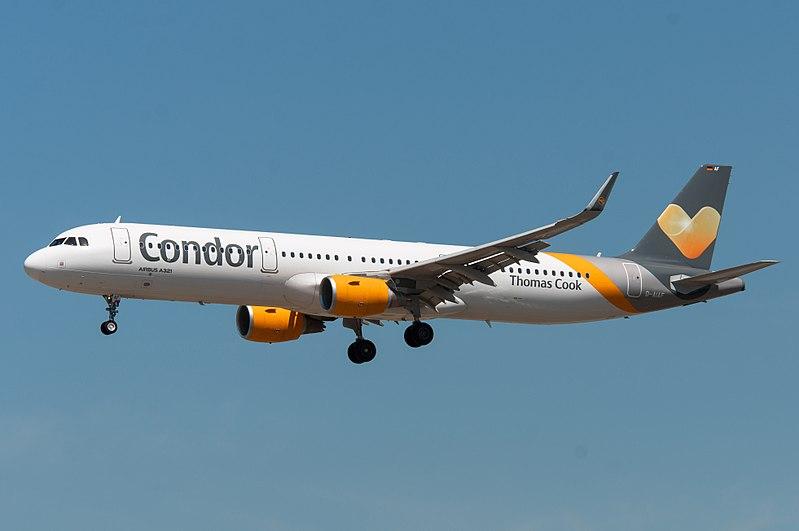 Lufthansa Condor deal