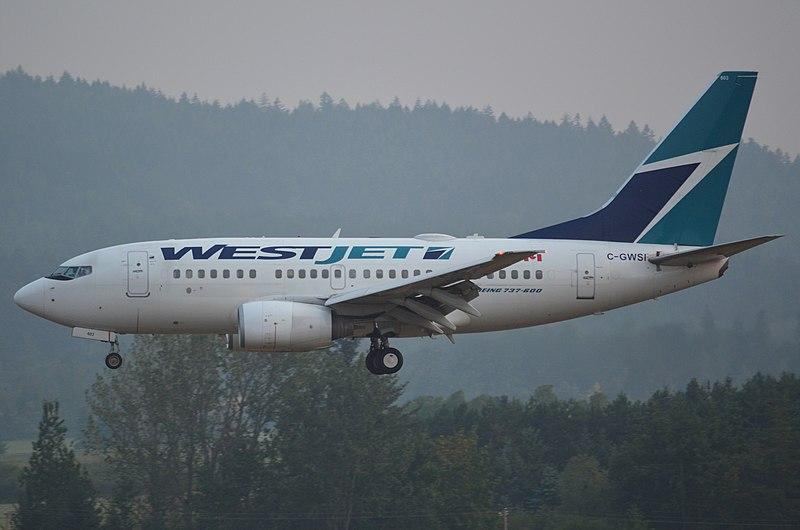 WestJet Airlines Onex