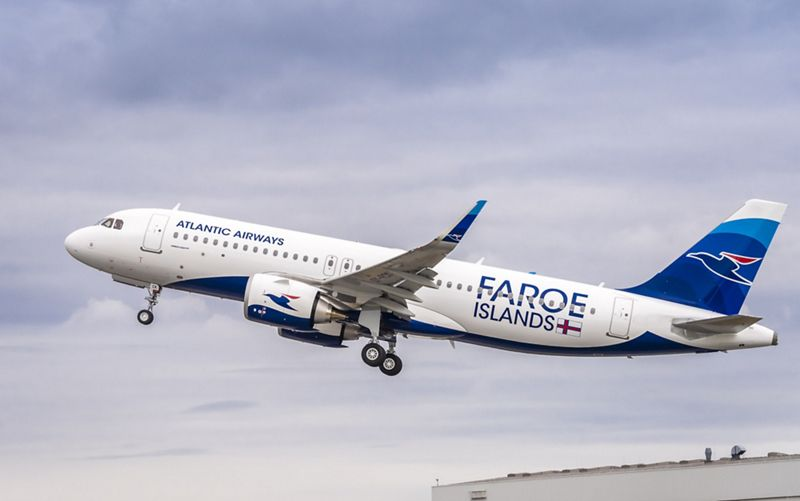 A320neo Atlantic Airways