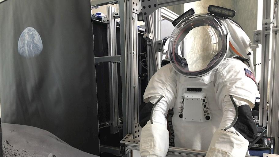 Next Generation Space Suit