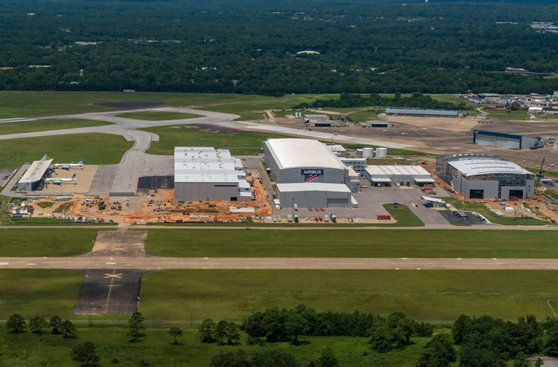 Airbus begins A220 aircraft manufacturing in Alabama, US