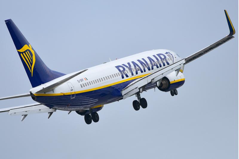 Ryanair 2019