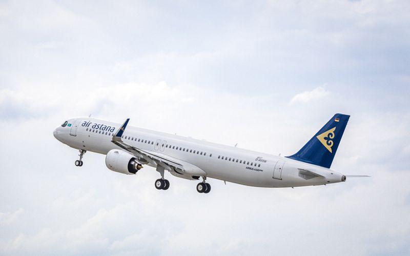 Air Astana A321LR