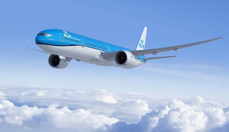 Boeing KLM 777