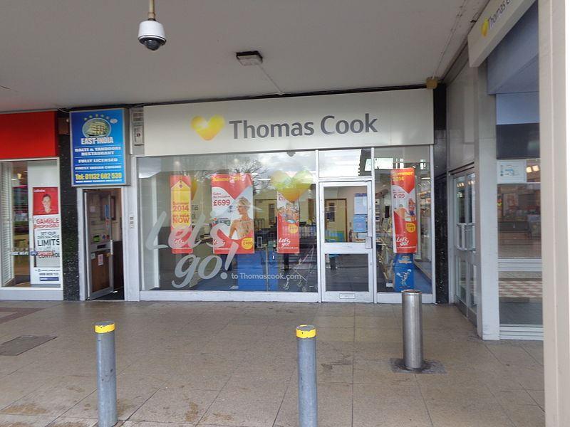 UK Thomas Cook