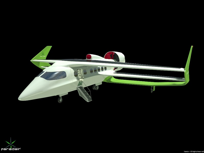 BEHA M1H aircraft is expected to enter service in 2025. Credit: Faradair Aerospace Limited.