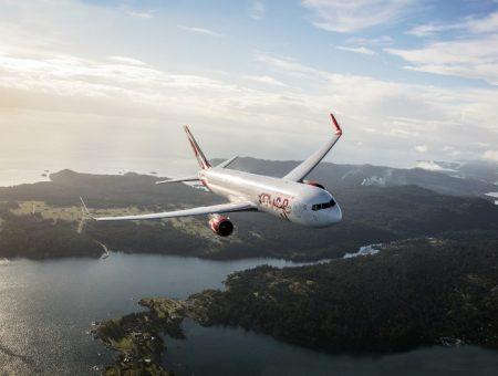 Air Canada Rouge fleet