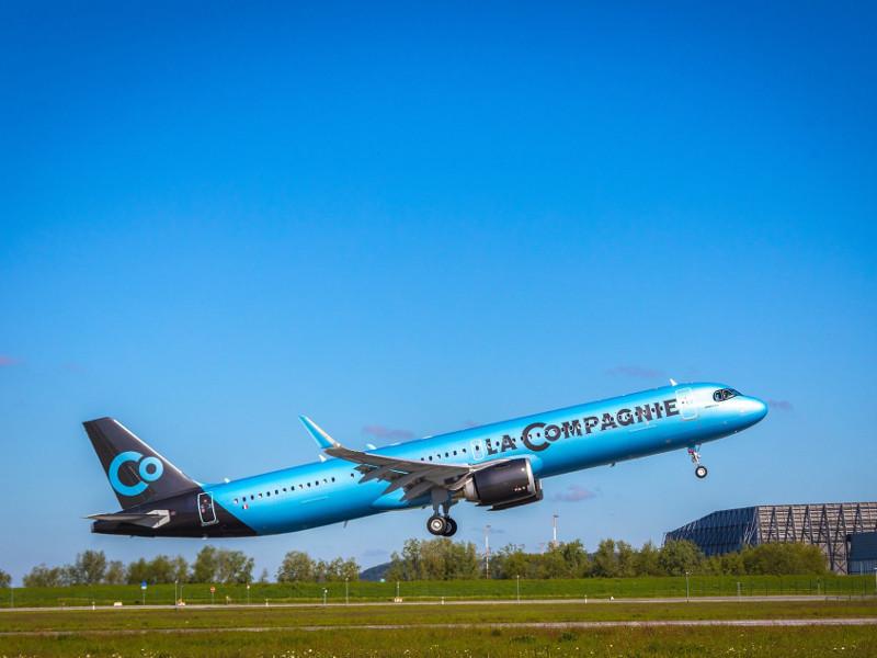 Airbus developed  A321neo long-range passenger aircraft. Credit: Bengt LAnge.