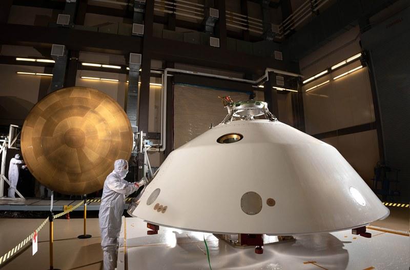 Nasa's Mars 2020