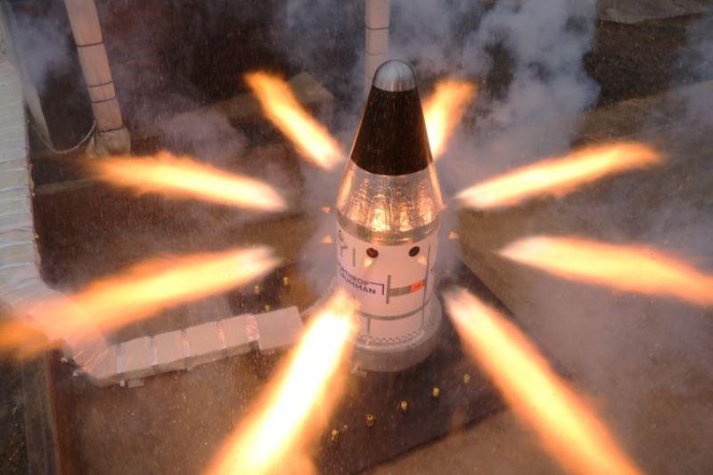 Northrop Grumman completes ACM test for Nasa's Orion spacecraft LAS - Aerospace Technology