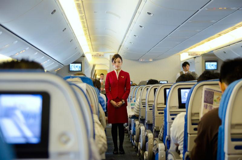 airline staff Covid-19