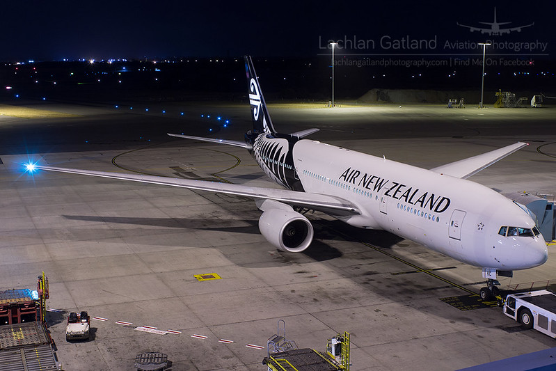 Air New Zealand Covid