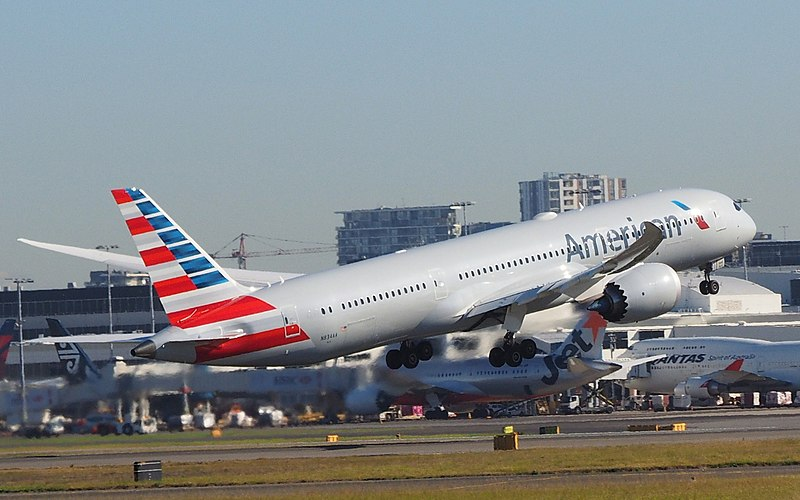American Airlines-16thMarch