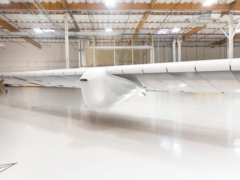HAWK30 is a solar-powered UAS is intended for stratospheric telecommunications. Credit: HAPSMobile Inc.