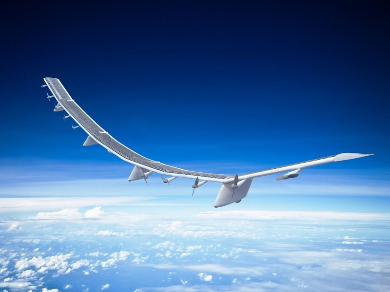 The first flight tests of the HAWK30 UAS were completed in September 2019. Credit: HAPSMobile Inc.
