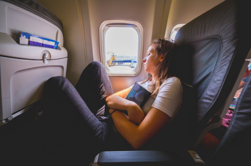 air new zealand sleeping cabins