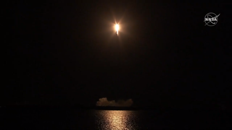 SpaceX cargo flight