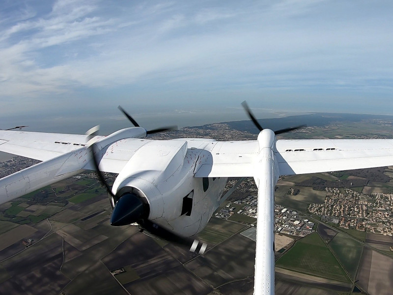 VoltAero's Cassio is a family of electric aircraft under development. Credit: Voltaero.