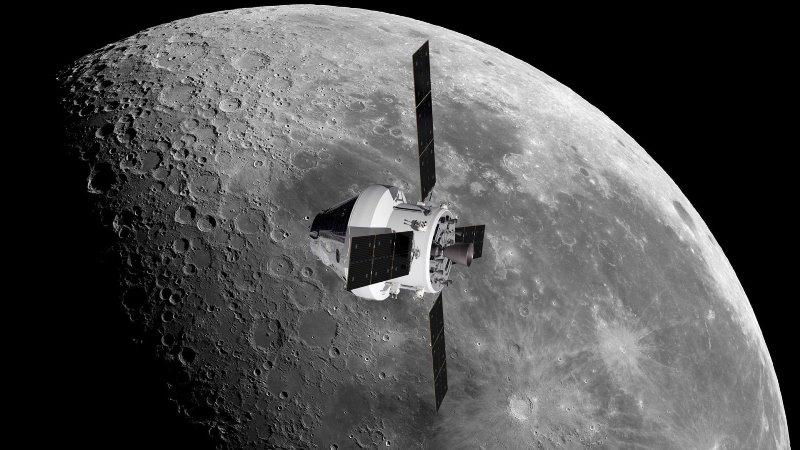 Orion spaecraft
