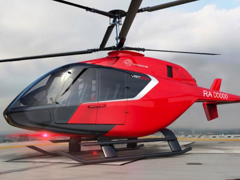 VRT500 Light Multipurpose Helicopter