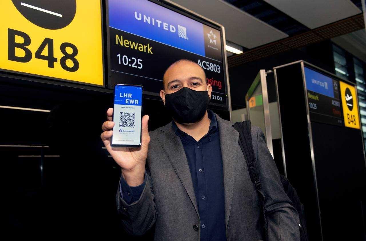 United health pass