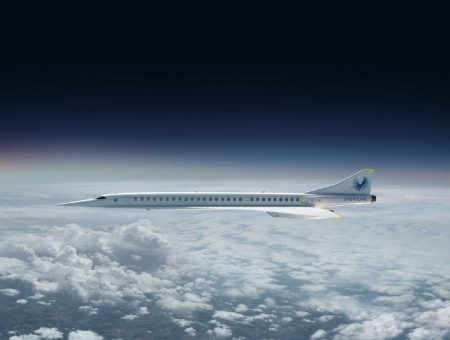 Collins Aerospace forms strategic alliance with Boom Supersonic