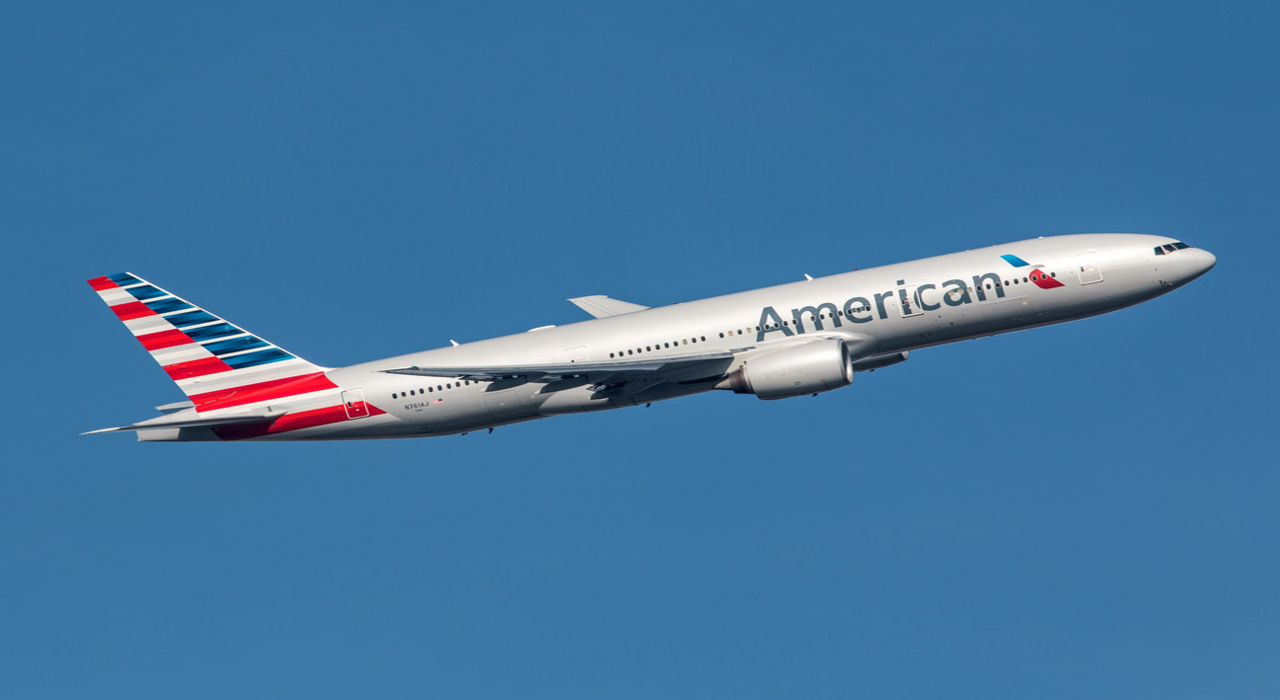 American Airlines furloughed