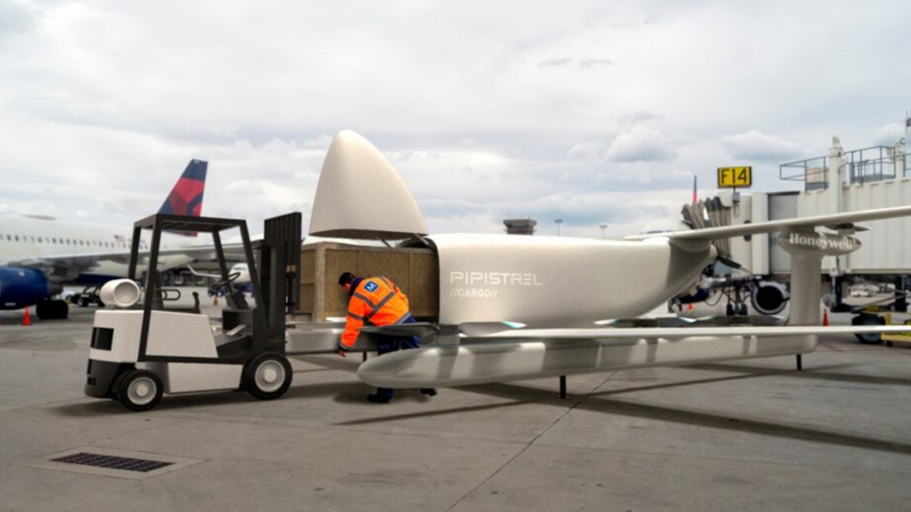 Nuuva V300 Cargo Unmanned Aerial Vehicle