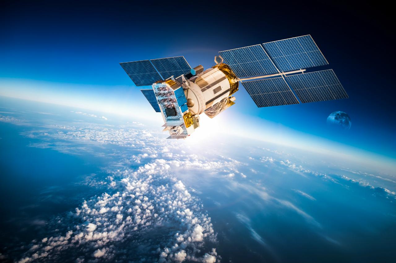 UAE satellite