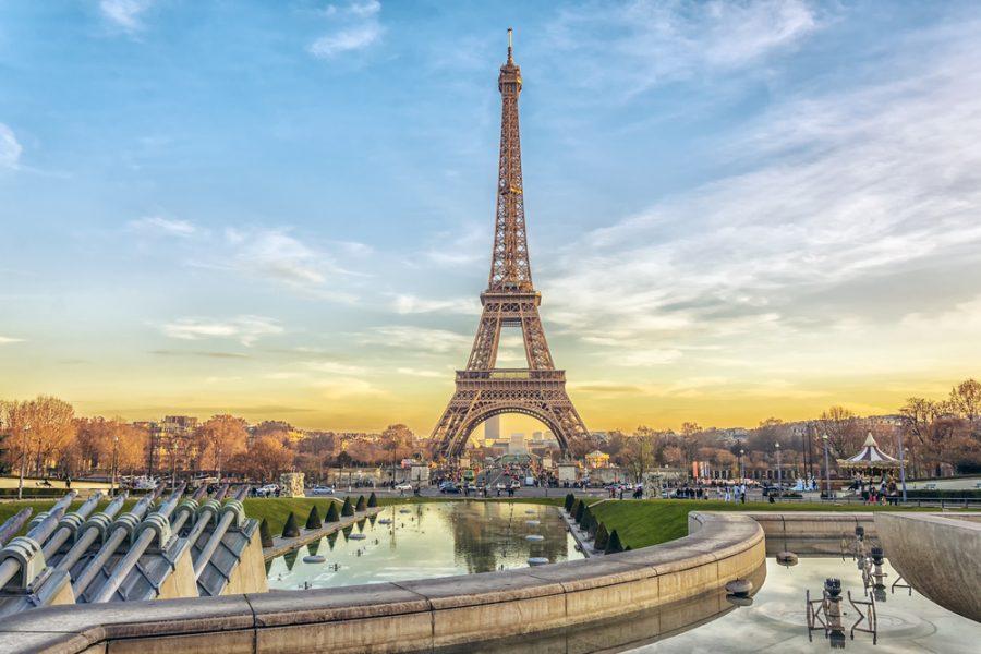 Tourism Western Europe