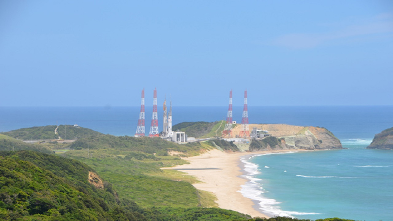 The rocket is expected to perform its maiden launch in 2021. Credit: Mitsubishi Heavy Industries, Ltd.