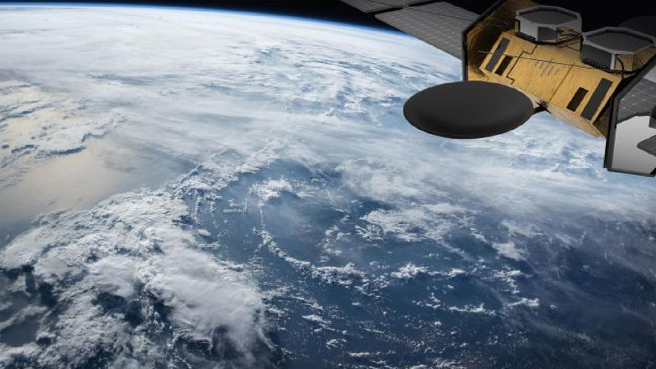 mu Space will launch its geostationary satellite on board the New Glenn launch vehicle. Credit: mu Space.