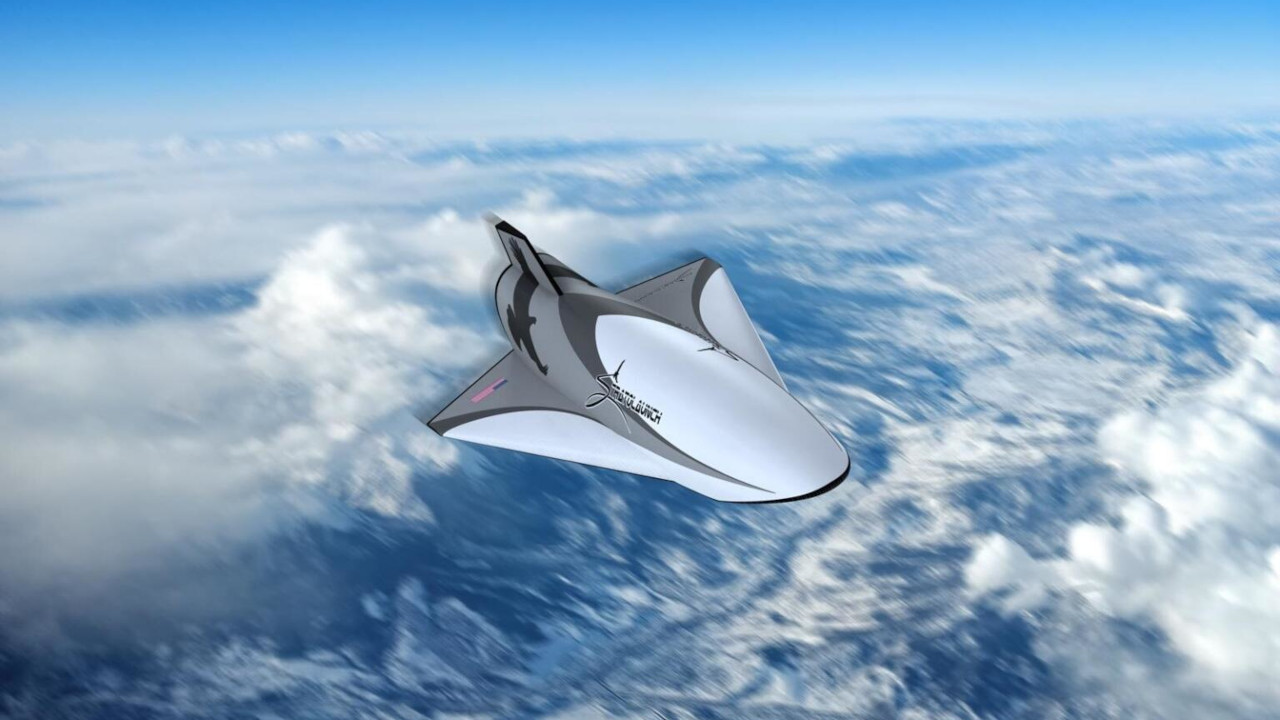 The hypersonic vehicle is expected to become operational in 2022. Credit: Stratolaunch.