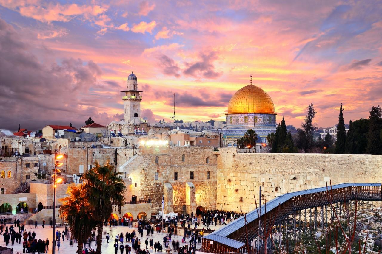 UK Israel travel